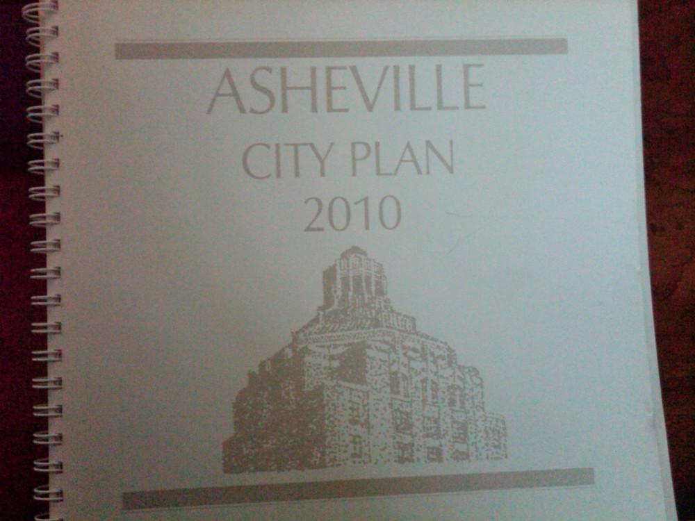 2010 Asheville City Plan (2/4)
